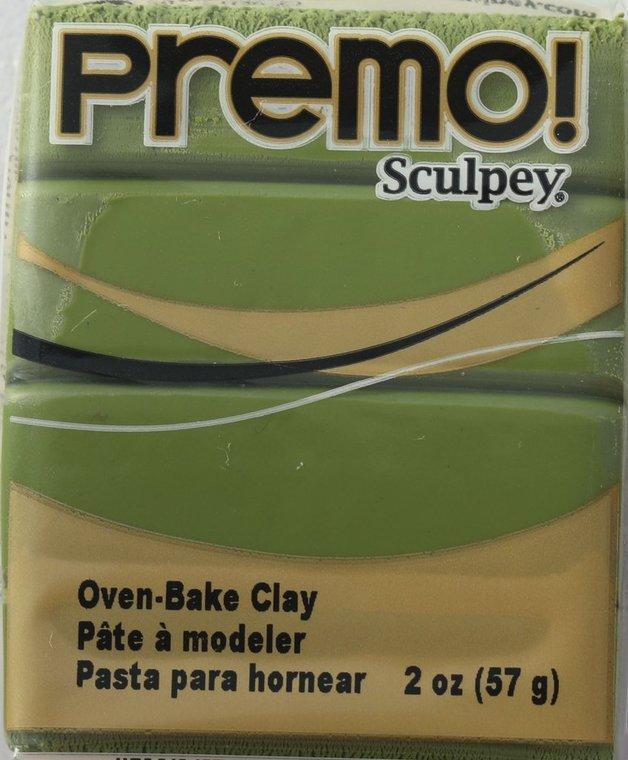 Sculpey Premo Spanish Olive (57g)