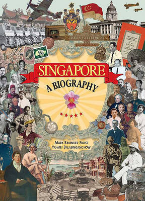 Singapore by Mark Ravinder Frost