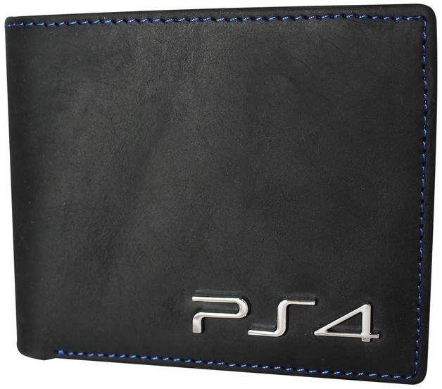 Sony PlayStation PS4 Leather Wallet