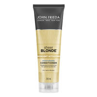 John Frieda Sheer Blonde Moisturising Conditioner - Lighter Shades (250ml) image