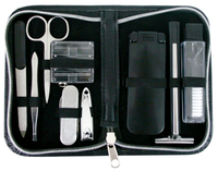 Wicked Sista Men's Manicure & Grooming Kit