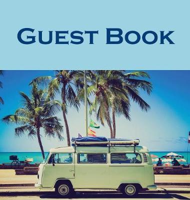 Guest Book by Linzi Loveland