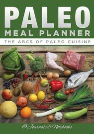 Paleo Meal Planner by @ Journals and Notebooks