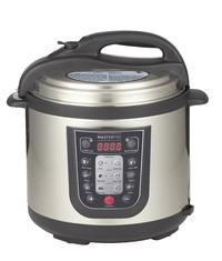 MasterPro: 12 in 1 Multi Cooker (34.5x31x32.5cm/6L) image