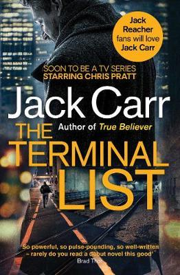 The Terminal List by Jack Carr