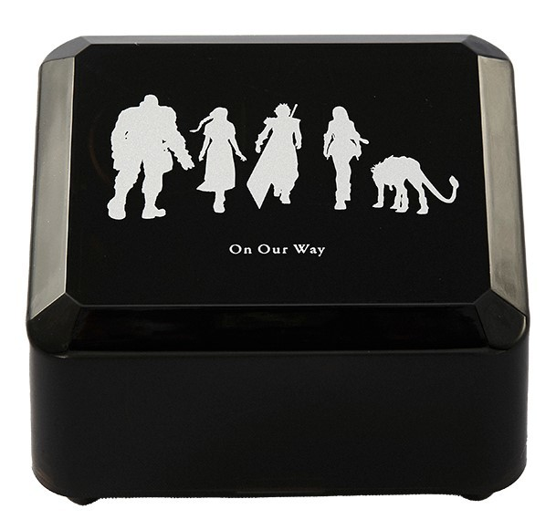 Final Fantasy VII: On Our Way - Collectible Music Box