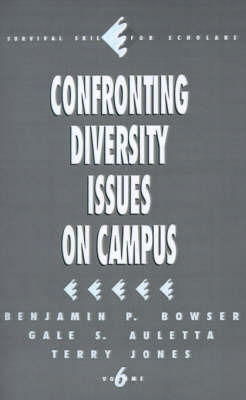 Confronting Diversity Issues on Campus by Benjamin P Bowser image