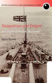 Geopolitics and Empire by Gerry Kearns image