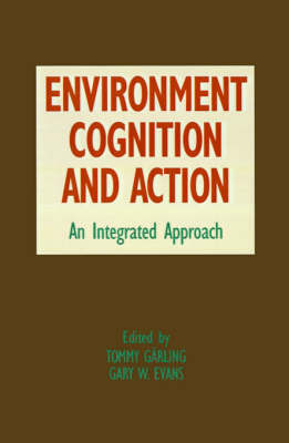 Environment, Cognition, and Action image