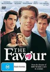 The Favour on DVD