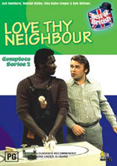 Love Thy Neighbour - Series 2 on DVD