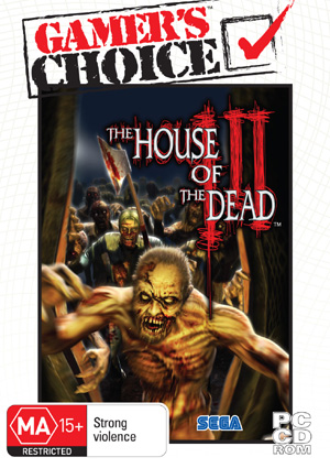 House of the Dead III for PC Games image