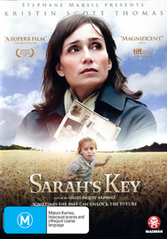 Sarah's Key on DVD