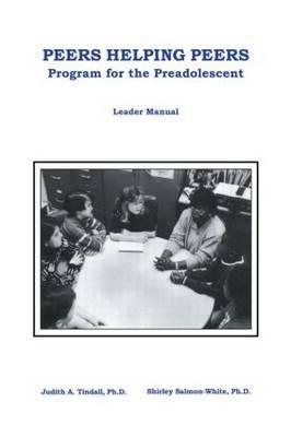 Peers Helping Peers by Judith A. Tindall image