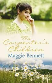 The Carpenter's Children by Maggie Bennett image