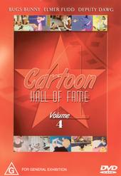 Cartoon Hall of Fame - Vol. 4 on DVD