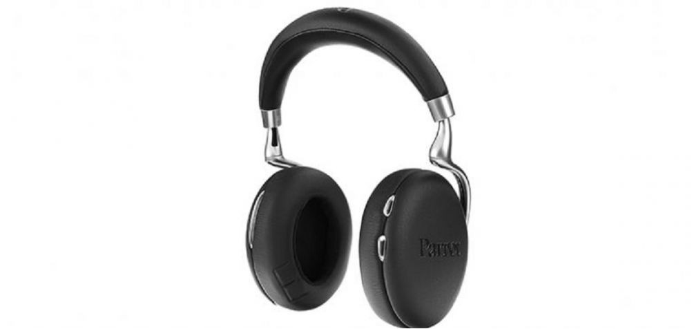 937b00d0177 Parrot Zik 3 (Black Leather Grain) | at Mighty Ape NZ