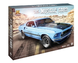 US Muscle Cars Collector's Set on DVD
