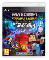 Minecraft: Story Mode - The Complete Adventure for PS3