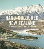 Hand-Coloured New Zealand by Peter Alsop