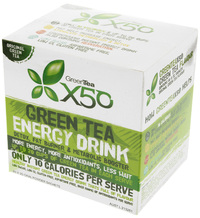 Green Tea X50 Original - 60 Serves