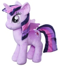 "My Little Pony: Princess Twilight Sparkle - 12"" Plush"