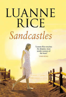 Sandcastles by Luanne Rice image