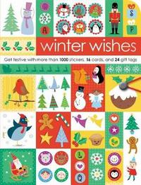 Sticker Chic Winter Wishes by Thomas Nelson