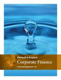 Corporate Finance by Eugene Brigham