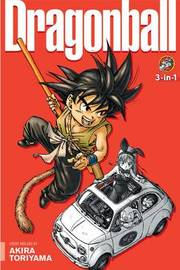 Dragon Ball: Vols. 1, 2 & 3 by Akira