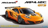 Fujimi: 1/24 McLaren MP4-12C GT3 - Model Kit