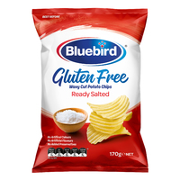Bluebird Gluten Free Ready Salted 170g
