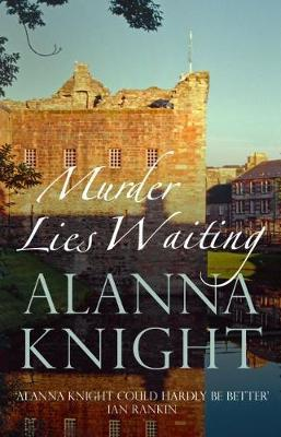 Murder Lies Waiting by Alanna Knight image
