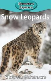 Snow Leopards by Victoria Blakemore image