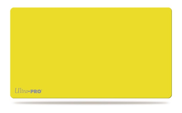 Ultra Pro: Play Mat - Artists Gallery (Yellow)