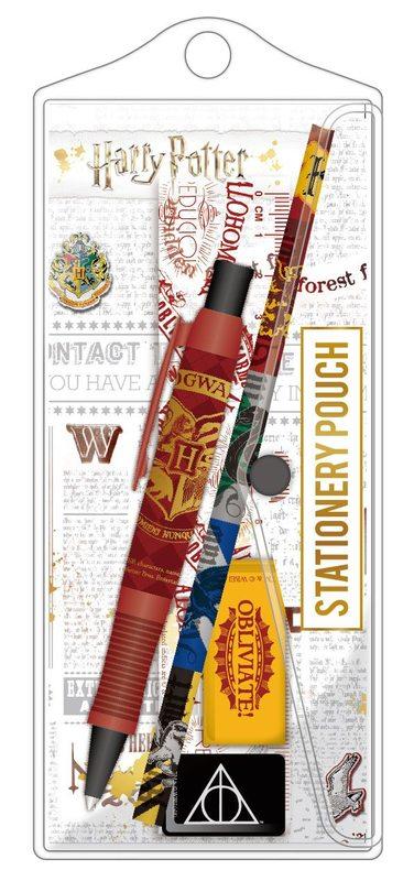 Harry Potter 5 Piece Stationery Set