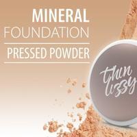 Thin Lizzy Mineral Foundation - Oriental Doll