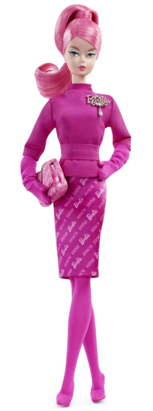 Barbie: Proudly Pink (60th Anniversary) - Signature Doll