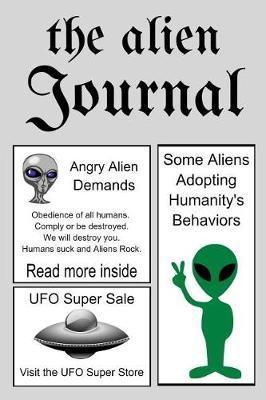 The Alien Journal by Roasting Pumpkins image