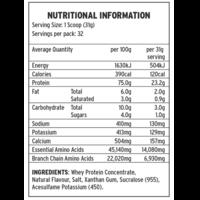 Eat Me Premium Whey Protein - Vanilla (1kg) image