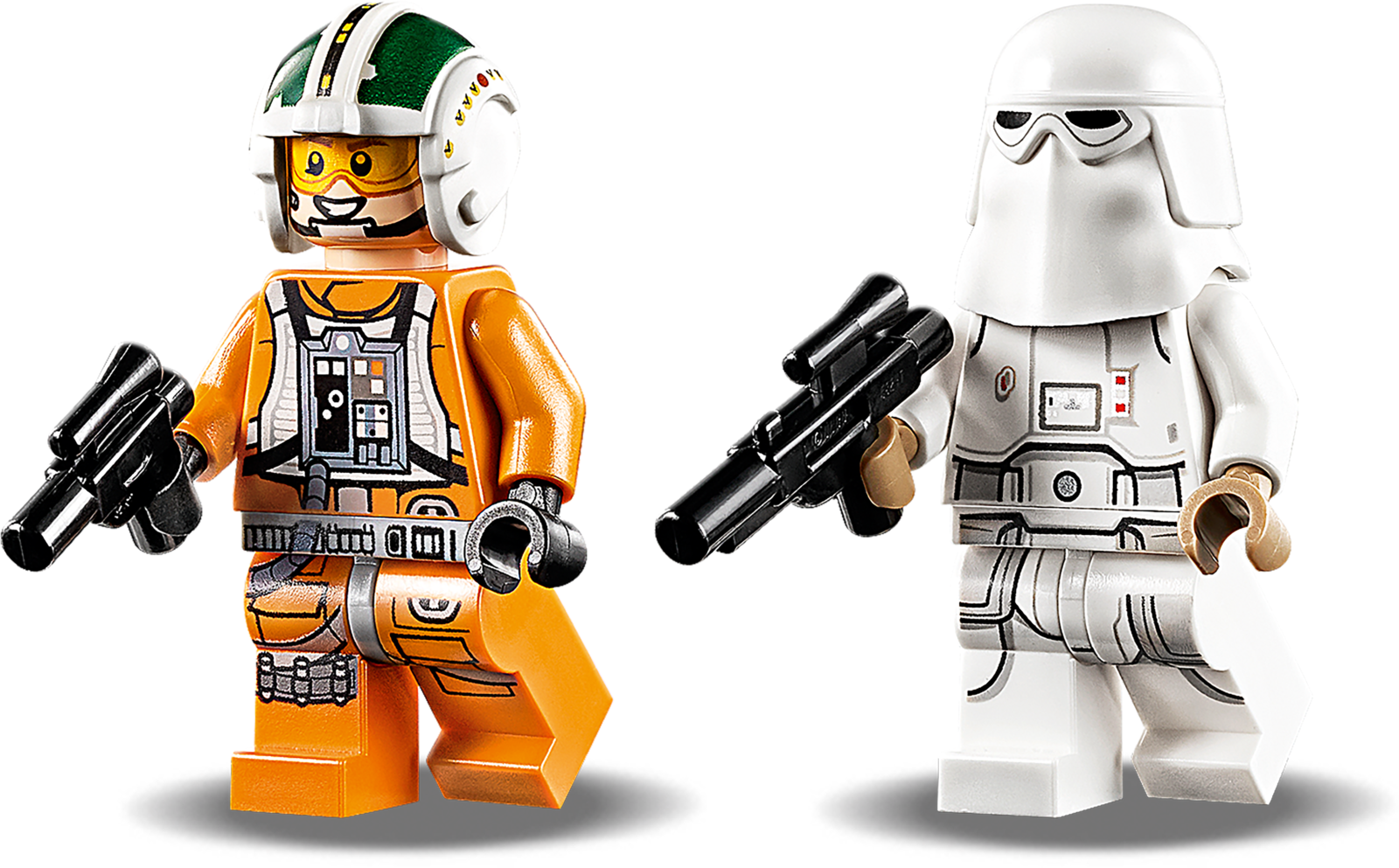 LEGO Star Wars: Snowspeeder - Starter Pack (75268) image
