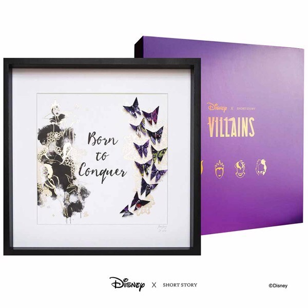 Disney: Villians Frame - Large