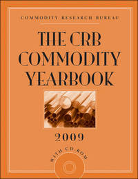 The CRB Commodity Yearbook 2009: 2009 by Commodity Research Bureau image