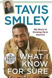 What I Know for Sure by Tavis Smiley image