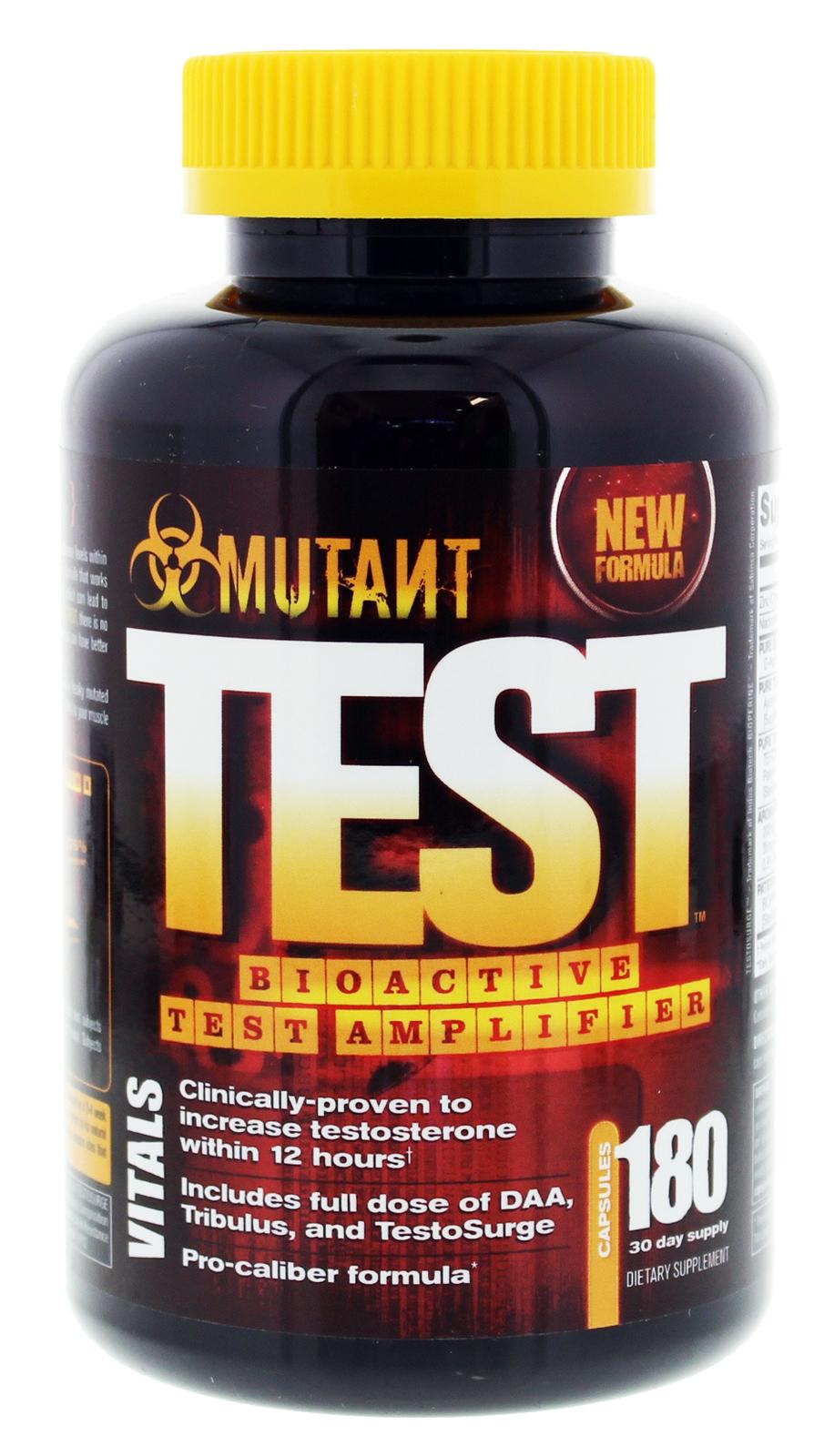 Mutant Test (180 Tablets) image