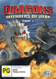 Dragons Defenders Of Berk: Part One (2 Disc) on DVD