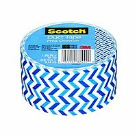 Scotch Duct Tape Chevron 48mm x 9.14m