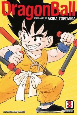 Dragon Ball, Vol. 3: VIZBIG Edition (3 in 1) by Akira Toriyama image