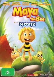 Maya The Bee Movie DVD
