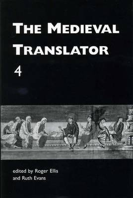 Medieval Translator IV by Roger Ellis